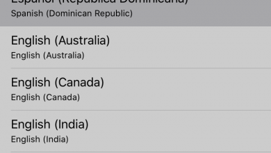 Photo of How to change the language of your iPhone