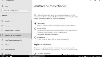Photo of What is and how does the concentration assistant in Windows 10 work?