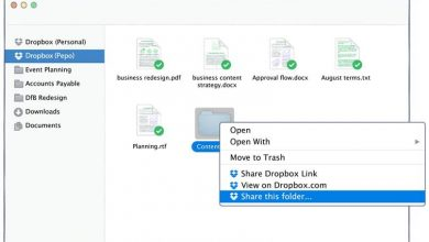 Photo of How to use Dropbox to sync calendars on a Mac