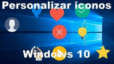 Photo of Where they are and how to change or customize desktop icons in Windows 10