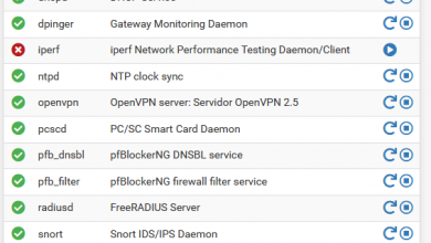 Photo of Install and configure iperf3 in pfSense to test speed on local network