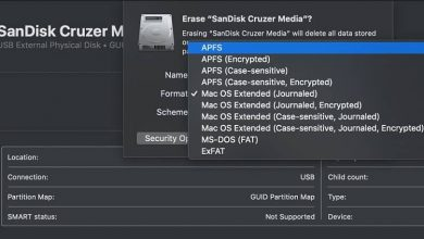 Photo of What is the APFS file system on Mac and how does it work?