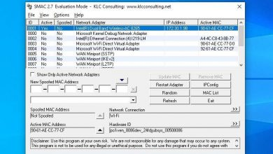 Photo of What is the MAC address, how to change it, and risks of MAC filtering