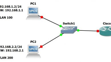 Photo of Differences between interfaces of a router and sub-interfaces