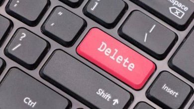 Photo of How to delete an empty file or folder from CMD in Windows