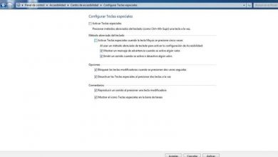 Photo of How to disable or disable special keys in Windows 7, 8 or 10