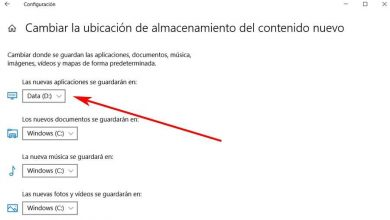 Photo of Choose on which hard drive you want to install your apps and games from the microsoft store