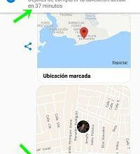 Photo of How to send my location by Messenger in real time