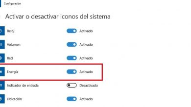 Photo of How to show if the battery icon does not appear in Windows 10 – definitive solution